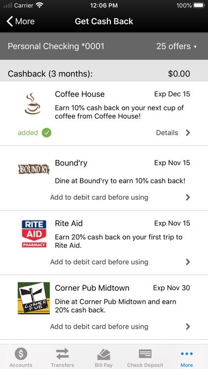 La Loma FCU Mobile Banking screenshot-6