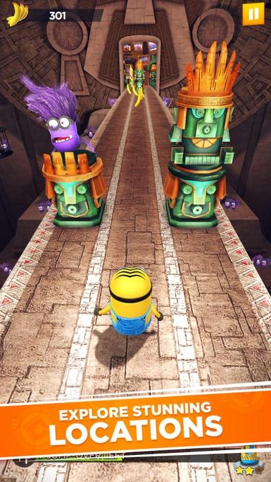 Screenshots for Minion Rush