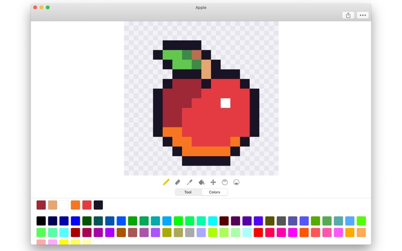 Sprite Pencil for Mac