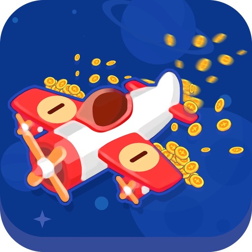 Tiny Plane - 2048 Coins Tycoon