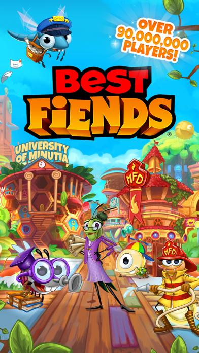 Best Fiends - Puzzle Adventure for Pc