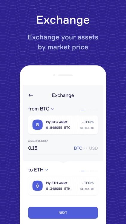 PlasmaPay - DeFi Crypto Wallet screenshot-4