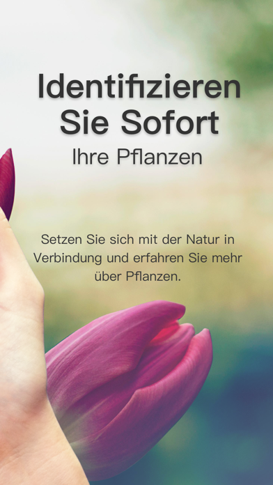 Screenshot for PictureThis-Pflanzen Bestimmen in Germany App Store
