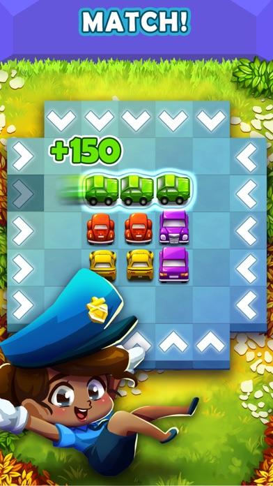 Traffic Puzzle screenshot 2