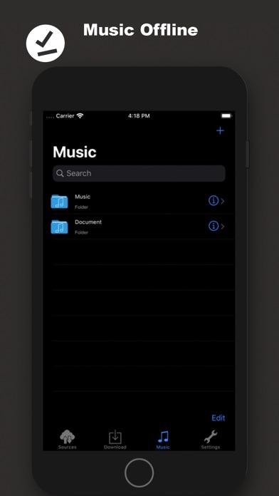 Musica Offline Mp3: TuMusicCaptura de pantalla de7