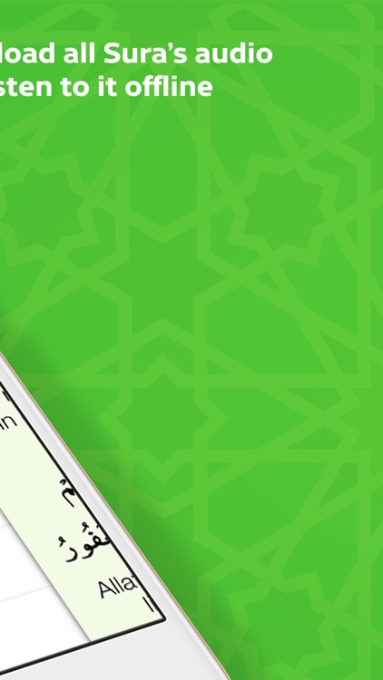 Quran kareem mp3-القران الكريم screenshot-4