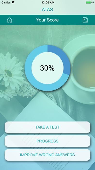 ATAS & NYSTCE  Practice Tests screenshot 2