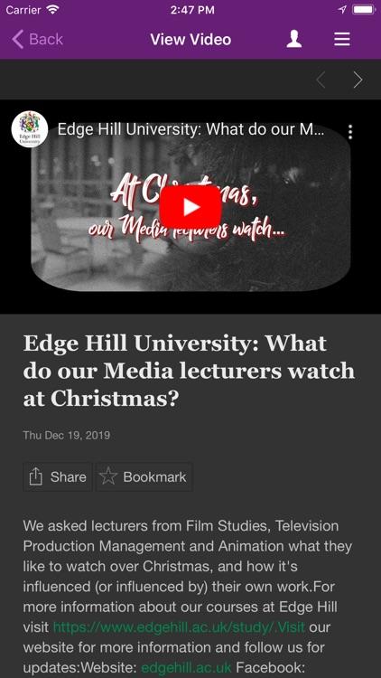 Edge Hill Central
