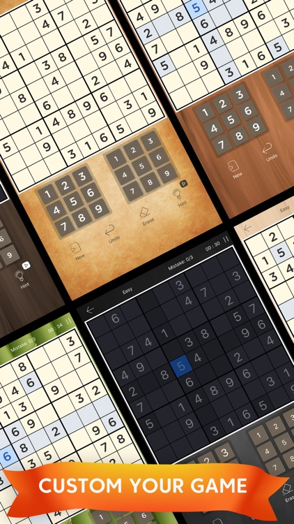Sudoku: Classic Puzzle Game screenshot-1