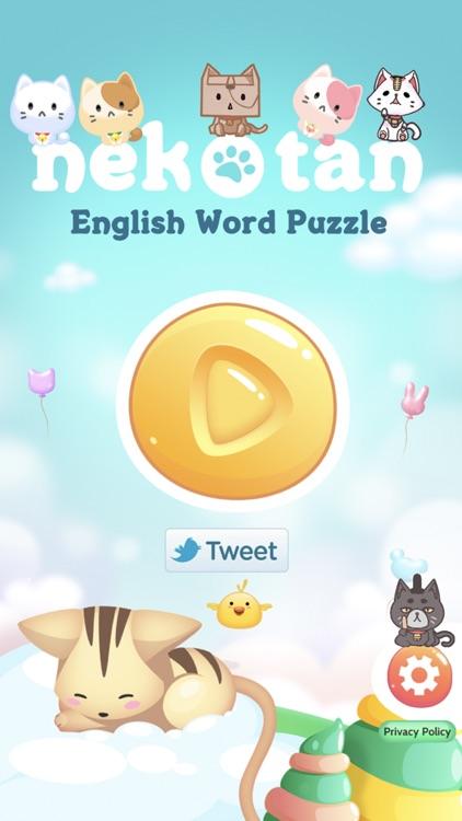 Nekotan-Word Puzzle- screenshot-0