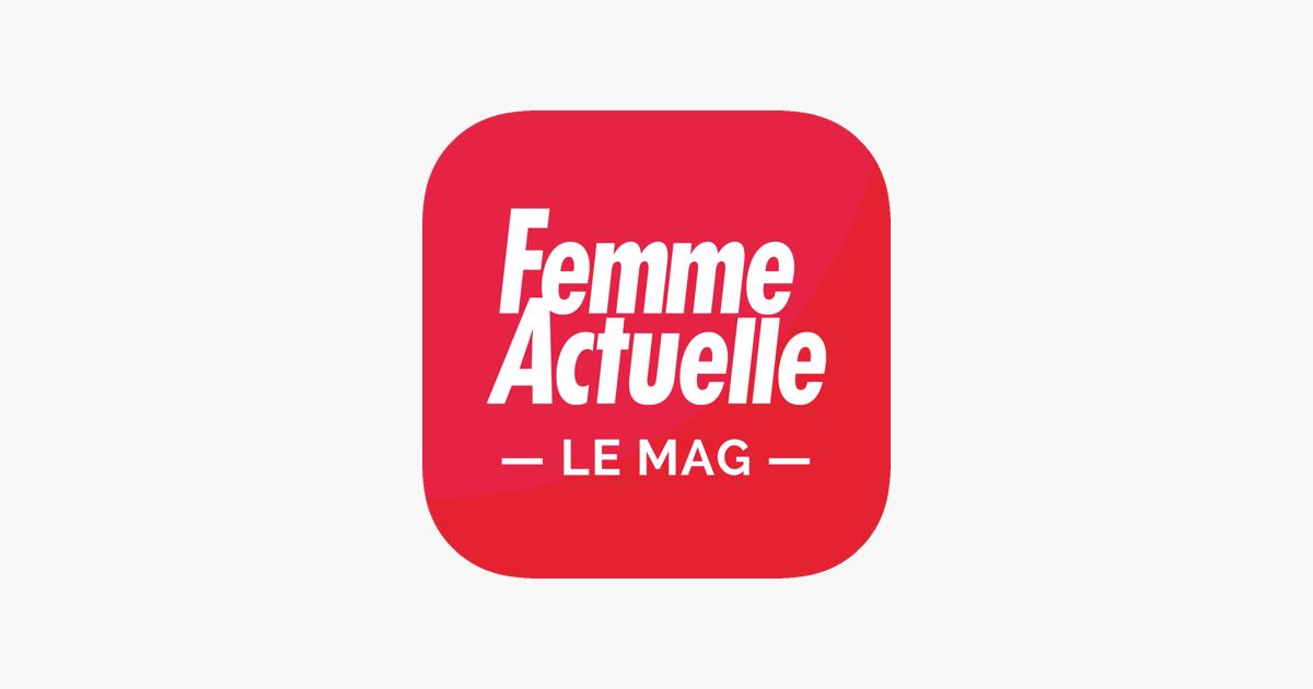 657bef510e  Femme Actuelle, Le MAG dans l'App Store