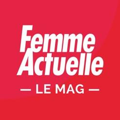 610e884cf5 Femme Actuelle, Le MAG dans l'App Store