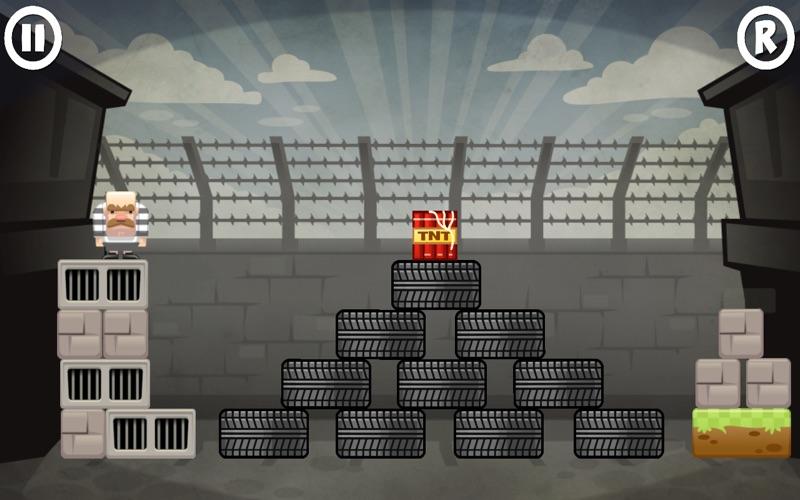 Jail Drop screenshot 1