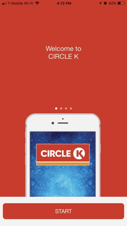 CIRCLE K Rewards