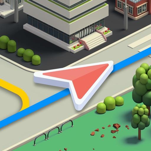 Karta GPS – офлайн-навигация