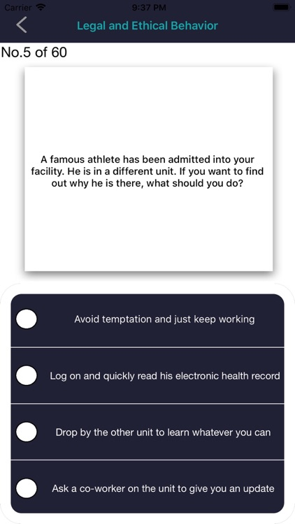 CNA Practice Exam Prep 2020 screenshot-5