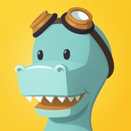 Ícone do app Timehop - Memories Then & Now
