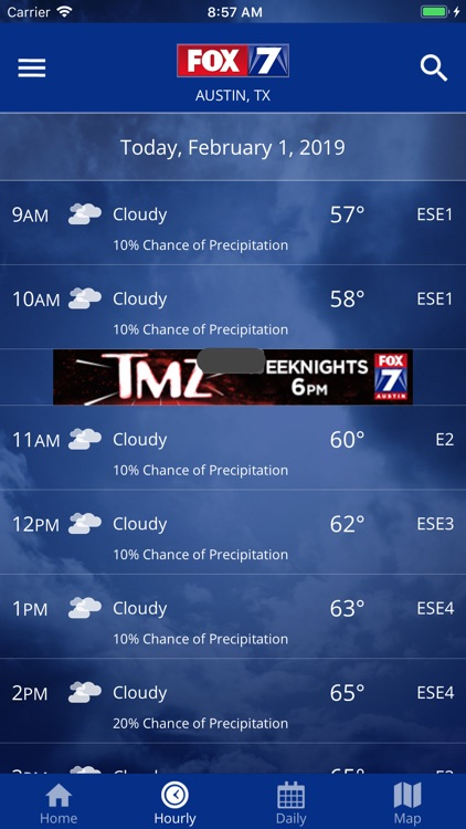 FOX 7 Austin: Weather screenshot-3