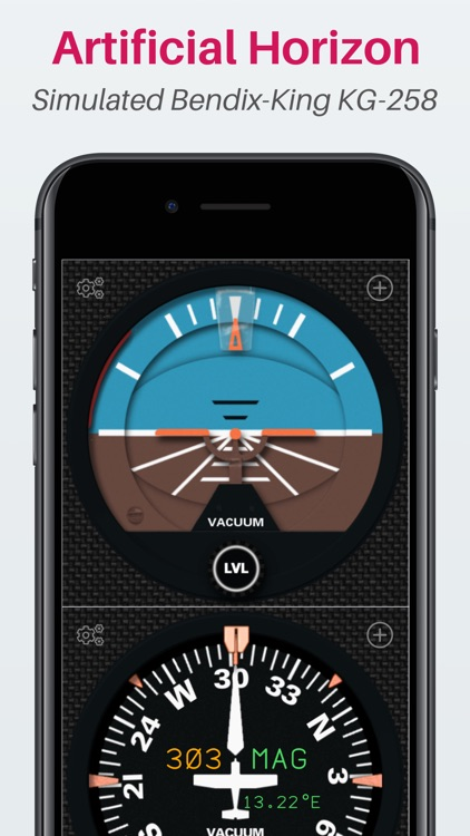 fDeck: flight instruments screenshot-4
