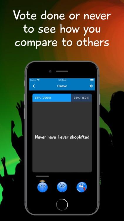 I Never Party screenshot-4