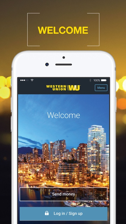 WesternUnion CA Money Transfer