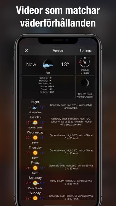 Väder HD Live + på PC