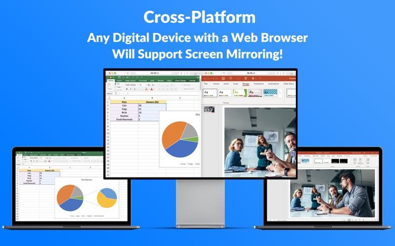 Screen Mirror to TV & Device скриншот программы 2