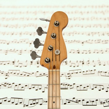 Bass Guitar Notes PRO Logo
