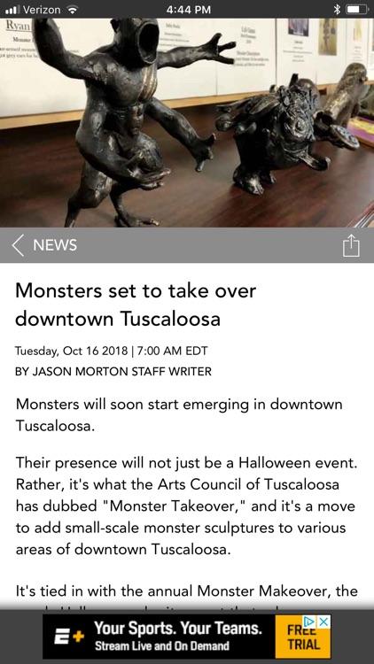 The Tuscaloosa News screenshot-3