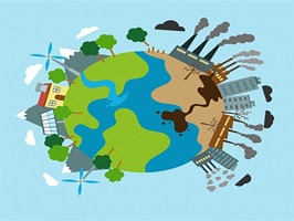 The PollutionMS is a small sticker, which are show the 50 Pollution sticker in cartoon