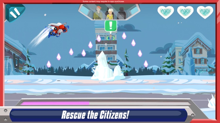 Transformers Rescue Bots: Dash screenshot-3