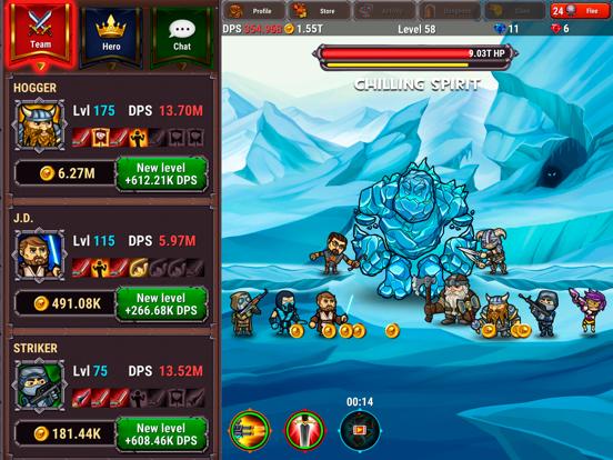Lords Royale: RPG Clicker screenshot 9
