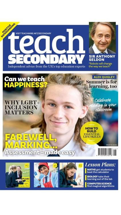 Teach Secondary Magazine screenshot-6