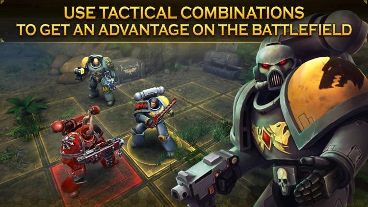 Warhammer 40,000: Space Wolf screenshot-3