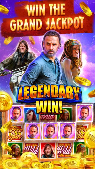 The Walking Dead Casino Slots screenshot 5