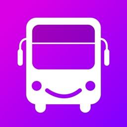 Whiz • Live Subway & Bus Times
