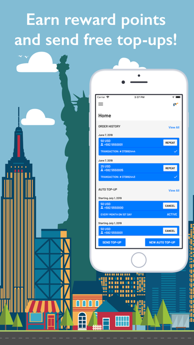 GTT Mobile Top-up | App Price Drops