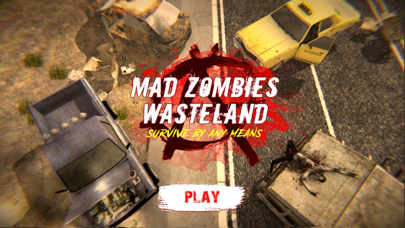 Mad Zombies Wasteland