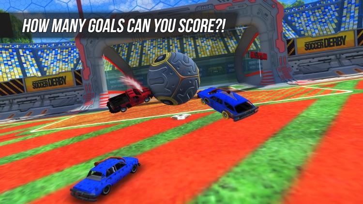 Rocket Soccer Derby screenshot-3