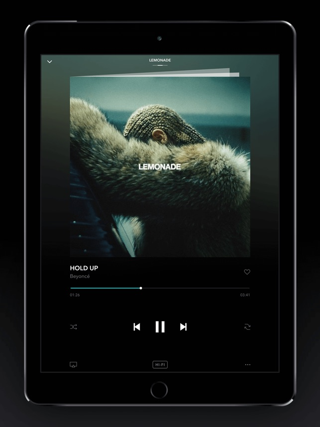 TIDAL Music on the App Store