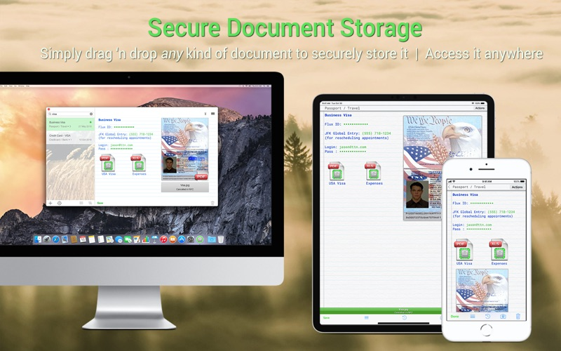 The Vault - Security Made Easy for Mac