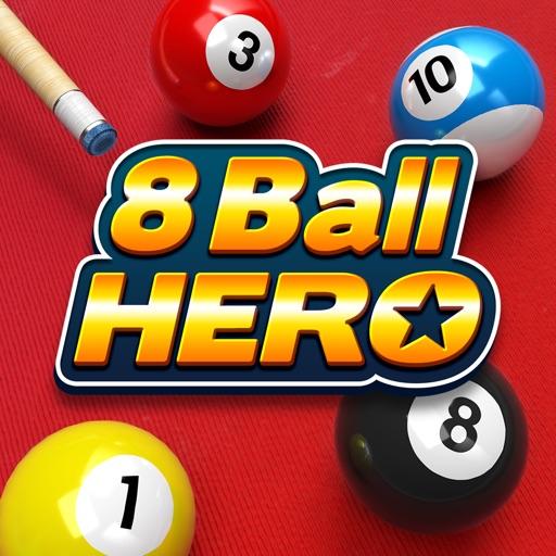 8 Ball Hero - Pool Puzzle Game iOS App