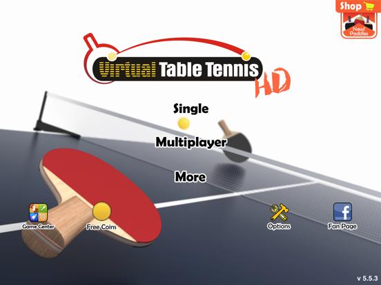 Virtual Table Tennis HDのおすすめ画像10