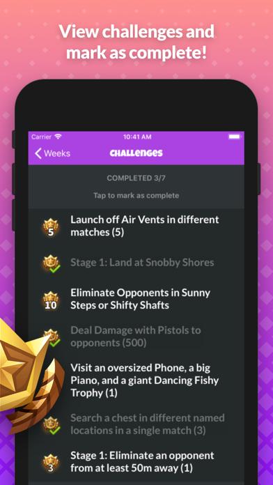 Cheat Sheet Guide for Fortnite screenshot 6