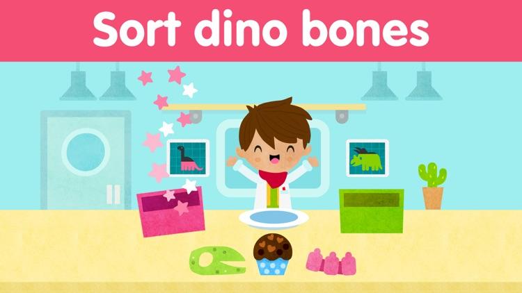 Dino Puzzle Kids Dinosaur Game screenshot-8