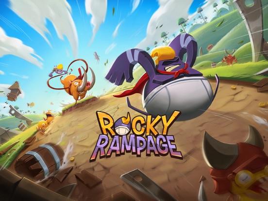 Rocky Rampage: Wreck 'em Up screenshot #1
