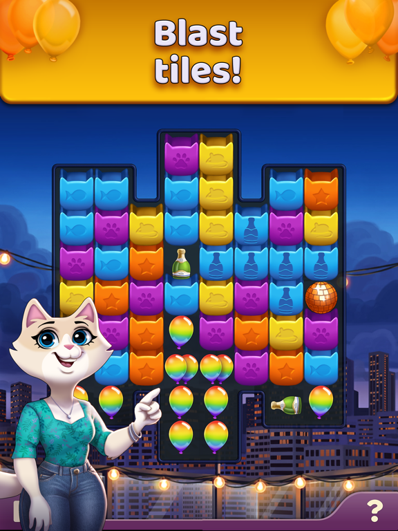 Party Blast: Match 3 Puzzle screenshot 6