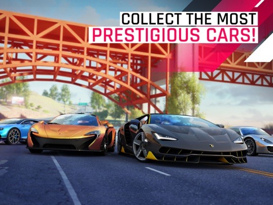 Asphalt 9: Legends Screenshots