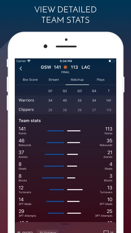 ClutchPoints - Live Sports screenshot-3