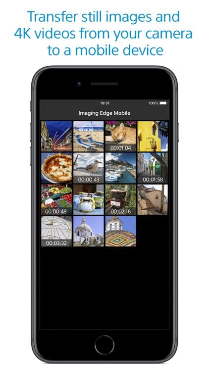 Imaging Edge Mobile